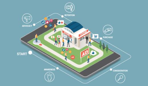 PIE de foto: El Local Store Marketing o Mercadeo Local involucra al marketing mix confeccionadas en las necesidades y deseos de grupos locales demograficos y específicos en las ciudades barrios e incluso tiendas.